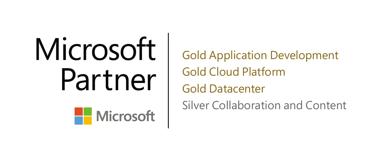 Microsoft Gold Competency Color Feb19
