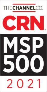 CRN MSP 500 List 2021